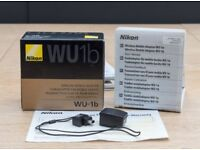 NIKON WU-1b Wireless Mobile Adapter (D600/D610, etc)