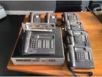 ALCATEL OmniPCX TELECOMS OFFICE PHONE SYSTEM