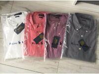 Ralph Lauren Men's Oxfor Shirts Wholesale