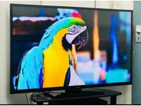 "50"" Led Panasonic Full Hd 1080P tv Freeview Hd Hdmi Usb Port excellent condition-Not Smart"