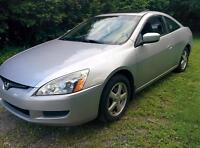 Honda accord coupé ex 2003