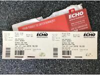 2 Katy Perry Tickets