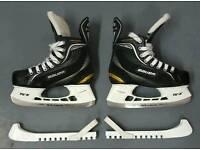 Ice hockey Bauer skates Size 3.5 UK size
