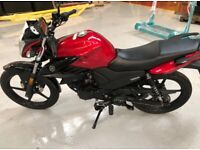 2018 Yamaha YS125 125cc