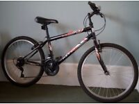 "Bargain: Kids Mountain Bike - 24"" Wheel, 18 gears."