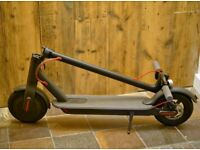 Electric scooter, xiaomi M365, Brand new 15mph, 19mile range, escooter for adults, commuter