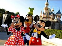 Eurodisney Paris Disneyland stay for 3 nights + 1 day 2 parks + Paris cruise