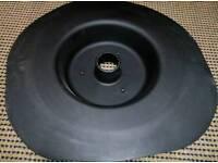 BMW E46 spare wheel cover