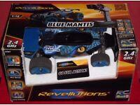 'Blue Mantis' RC Buggy