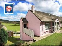 Pretty HOLIDAY / BREAK COTTAGE LET in beautiful NORTH DEVON from £360 p/w (postcode EX32 0QS)