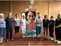 Walking Netball For Adults