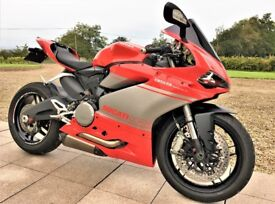 2017 Ducati 959 Panigale - SPECIAL - Only 1400 miles