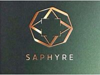Full Time & Part Time Front Of House Staff Required, Saphyre Restaurant, Lisburn Road