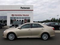 2012 Toyota Camry LE Package
