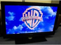 """42"""" Philips 42PFP5522D HD PLASMA tv with freeview 2x HDMI good condition can deliver"""
