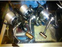 Fishing reels - Carp Reels / Pike Fishing Reel