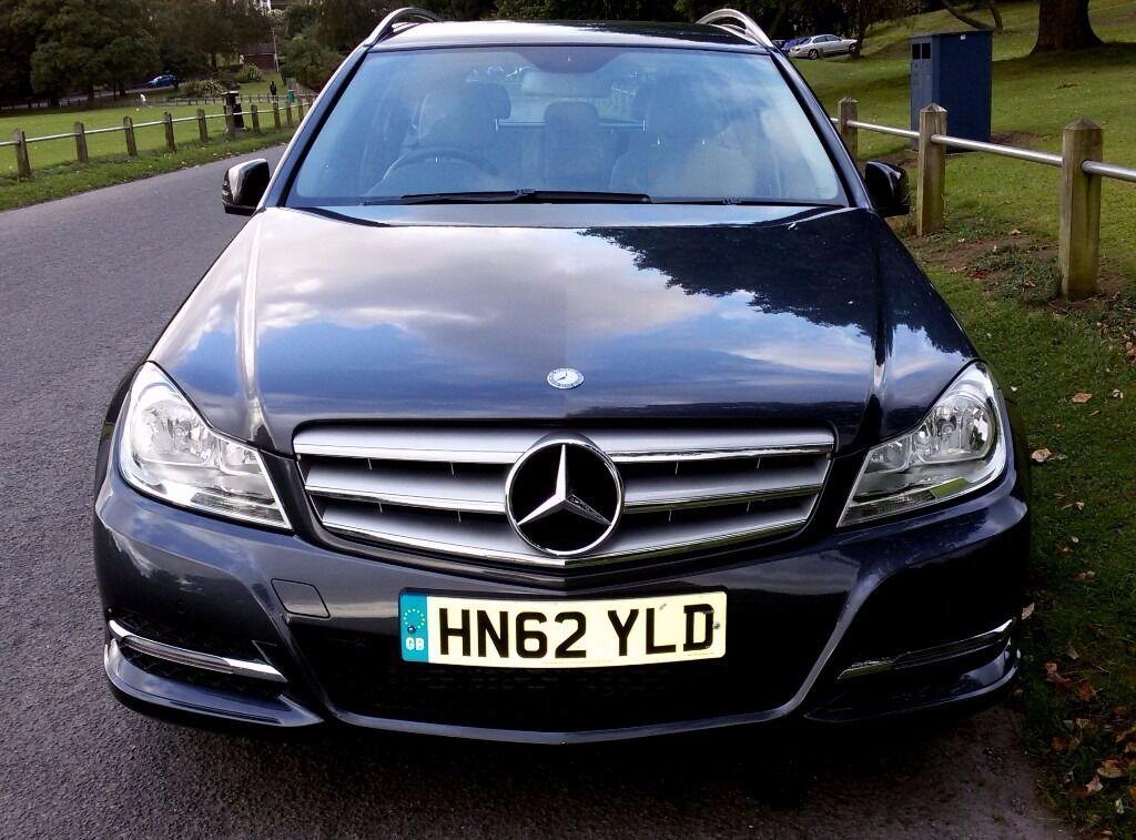 Mercedes Benz C220 CDI BlueEFFICIENCY Estate. Dec. 2012. Low mileage. Like New.