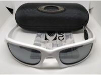Oakley Fives Squared Sunglasses & Case - Polarised lens