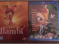 Bambi Blu-ray disney