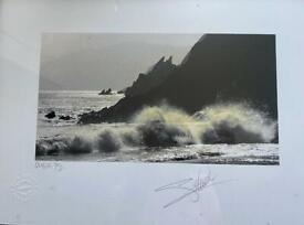 Original photo Dingle Bay by Giles Norman