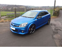 2006 VAUXHALL ASTRA VXR BLUE LOW MILES