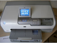 HP Photosmart D7360 Colour Inkjet Printer