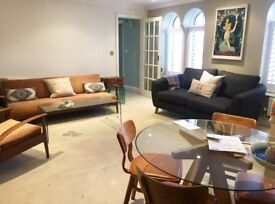 Modern one bedroom flat, available now