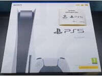 **Collect Today | Sealed** Sony Playstation 5 Disc Disk Console PS5 - 7APSIG