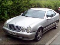 Mercedes CLK 320 Coupe Avantgarde