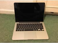 MacBook Pro retina 13 inch 2.8Ghz i7 512GB SSD