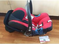 Britax BABY-SAFE PLUS SHR II - Hardly used excellent condition