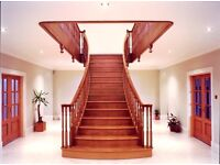 Stairs made to measure flat packed or fully assembled Staircases