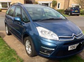 Great family 7 seater. Good condition. High specs. Fsh. Semi-automatic, comfortable and easy drive.
