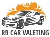 RR Mobile Car Valeting & Detailing Edinburgh & Midlothian & East Lothian