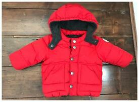 Baby Gap Red Jacket