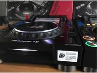Wanted - Pioneer DJ Equipment - CDJ 2000 NXS2 Nexus Djm 900 XDJ 1000 Rmx DDJ