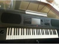Keyboard Ketron SD7- swap