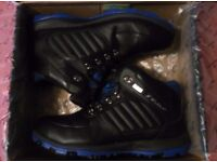 STUBURT CYCLONE GOLF BOOTS / SHOES - BOXED AS NEW SIZE 10