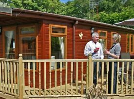 Luxury Pine Lodge between Ambleside and Windermere Hot tub :: Free WIFI :: Sleeps 4 in 2 bedrooms