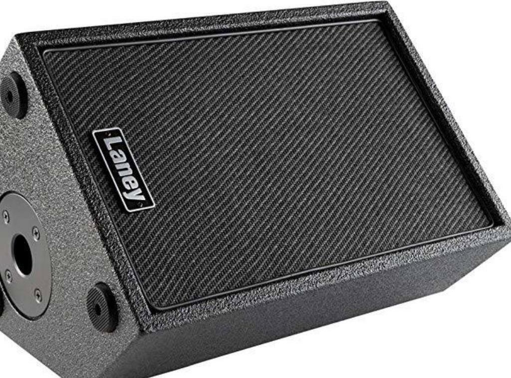 Laney IRT-X 200W Powered Extension cab or power FRFR cab for preamp  (Kemper, AXE FX, Line 6 etc) | in Sandy, Bedfordshire | Gumtree