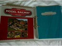 Full Railway model layout.