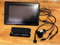 13HD Cintiq Used in perfect working condition with all parts and carry bag