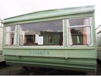 Static Caravan for Sale - 29x12 ft - 2 bed- END OF SEASON SALE!!