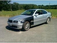 Bmw 320i coupe 2001
