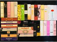 Genuine perfume testers 33ml