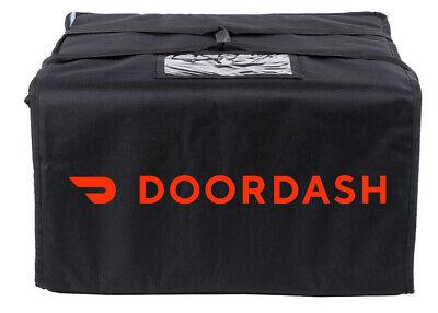 Doordash Jumbo Pizza Delivery Bag Jumbo Pizza Carrier Foam Padded Interior