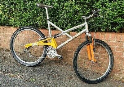 """Marin Mount Vision vintage MTB bike, large frame, 26"""" wheels"""