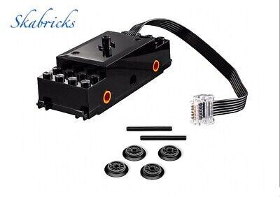 🔥NEW LEGO Powered UP: Train Motor (88011)Wheels Set/Power Your Train75955/10254