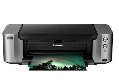 Canon PIXMA PRO-100 Digital Photo Inkjet Printer with Photo Paper