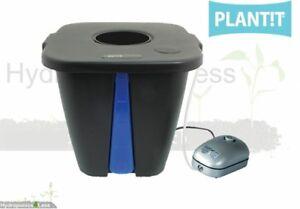 PLANTiT IWS Deep Water Culture DWC OxyPot Bubbler Hydroponic System Aeros 1 Kit